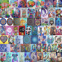Mandala 5D DIY Special Shaped Drill Diamond Painting Cross Stitch Kit up to date