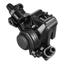NEW Shimano BR-M375 Mechanical Disc Brake Caliper w/Pads MTB Bicycle Bike Black