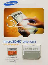 Samsung Speicherkarten für Kameras