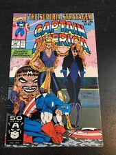 Captain America#388 Incredible Condition 9.0(1991) Snapdragon, Ron Lim Cover!!