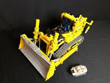 LEGO 8275 motorized Bulldozer tecnica Technic → Power Functions