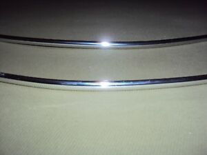 1968 1969 1970 Chrome Headrest Dodge Demon Charger Cuda Road Runner SuperBird