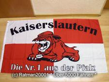 Bandiere BANDIERA Kaiserslautern Bulldog fan - 90 x 150 cm