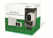 Arlo Pro 2 (VMS4230P) Security System with 2 Rechargeable 1080p Cameras - White