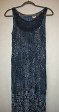 Forbidden Los Angeles 100% Rayon Sleeveless Dress, Size S