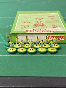 Subbuteo LW Brazil Ref 410