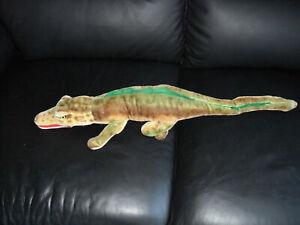 altes Steiff Tier, grosses Krokodil,50/60er Jahre ohne KFS
