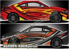Audi TT rally 023 racing decals stickers graphics