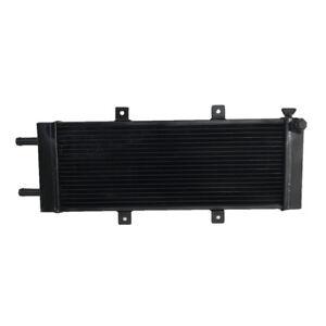 "23"" x 8"" x 2.5"" Universal Aluminum Radiator Heat Exchanger Air Water Intercooler"