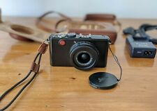 COMPACT PRO CAMERA : LEICA D-LUX 4