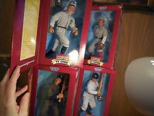 12 inch Baseball Action Figures- Cooperstown Complete Collection- 1996