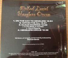 """Michael Daniel """"Henglers Circus"""" CD ( Brendan Pollard)"""