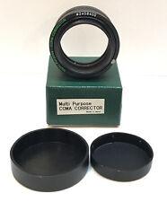 Baader MPCC MK II Multi Purpose Coma Corrector #2458400 With Original Box