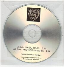 (ET613) Golden Silver, Magic Touch / Another Universe - 2008 DJ CD