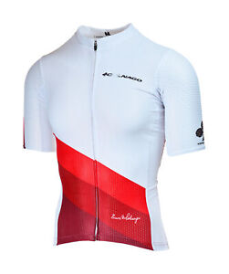 Colnago Sanremo Pro Bicycle Cycle Bike Short Sleeves Jersey White