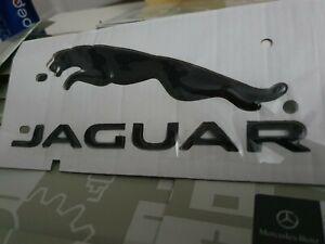 For JAGUAR BOOT BADGE Rear Trunk Emblem Suitable for Jaguar