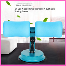 Sit Up Bar Assistant Gym Exercise Device Fitness Resistance Tube Workout Bench