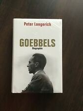 Joseph Goebbels von Peter Longerich (2010, Gebunden) Biographie - NEU -