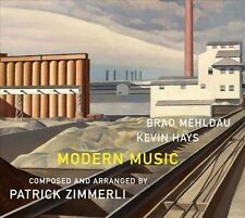 BRAD MELDAU/KEVIN HAYS Modern Music CD COMPOSED BY PATRICK ZIMMERLI -FREE SHIP
