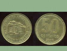 ARGENTINE 50 centavos 2009