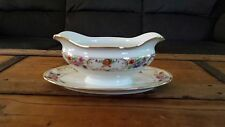 Royal by Bavaria - Gravy Boat with Attached Underplate