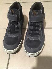 Superbes chaussures Montantes en Cuir SALAMANDER / LURCHI P 35 Neuves