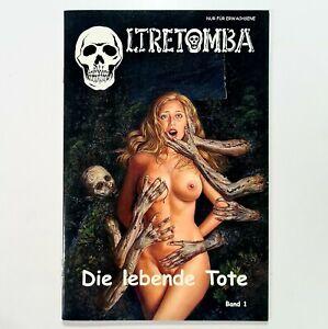 ©2003 Eagle Productions Comic OLTRETOMBA #1 DIE LEBENDE TOTE dt. Horror Extrem