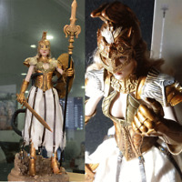 COOMODEL DIE-CAST ALLOY 1/6 PANTHEON ATHENA Action Figure GODDESS OF WISDOM New