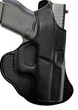 Tagua PD1-450 Paddle Holster Thumb Break, Sig P238, Black, Right Hand
