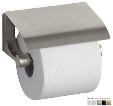 K-11584-BN_Kohler Loure covered horizontal toilet tissue holder in Br.Nickel NIB