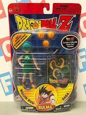 DBZ Irwin Toys Bandai Dragon Ball Z Series 11 Bulma Figure