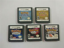 Pokemon Game Card Platinum SoulSilver HeartGold for Nintendo 3DS/DSI NDS NDSL