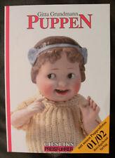 *** Puppen Preisführer 2001/02 - TOLLE Fotos - Gitta Grundmann - Cieslik ***