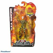 RARE Marvel Legends Toyfare A.O.A Sunfire Action Figure