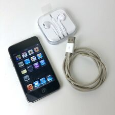 iPod touch 2nd Generation Black (8GB) - With Accessories