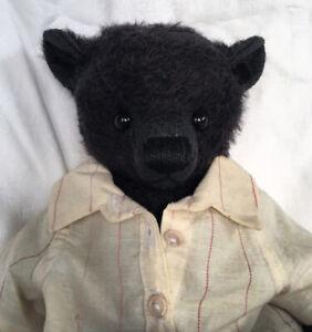 Harry by Ridibears / Ridi Bears (Rita Diesing) - handmade artist teddy - OOAK