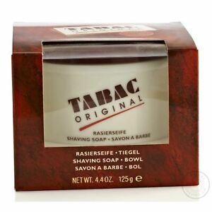 Tabac (Maurer & Wirtz) Shaving Ceramic Bowl & Soap - 125g