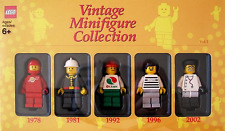 LEGO 852331 4536875 Vintage Minifigure Collection Vol. 1 -  2008 Edition Yellow