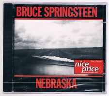 BRUCE SPRINGSTEEN NEBRASKA CD F.C. SIGILLATO!!!