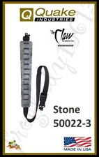 """QUAKE """"The Claw"""" Rifle Sling w/Disconnect Swivels - Stone - 50022-3 USA Made!"""