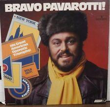 Bravo Pavarotti 2-record set PAV-2001-2    112516LLE
