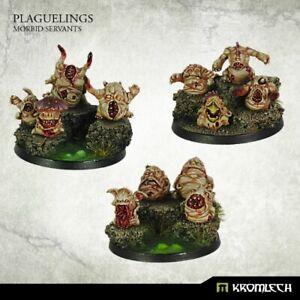 Plaguelings x12-Kromlech- Nurglings Poxwalkers Death Guard of Mortarion