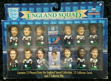 Corinthian Prostars 1997 ENGLAND HEADLINERS 12 Player Box Set ( Series 3 )