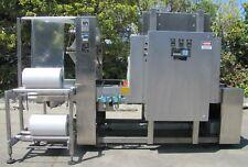 API Automation Packaging Machine 2700 Shrink Bundler Sealer with Heat Tunnel
