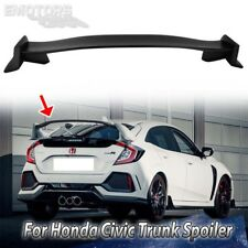 SHIP FROM AU Unpainted For HONDA Civic 10th 5D Turbo-R Type Trunk Spoiler 2016