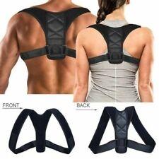 Unisex Body Wellness Posture Corrector Adjustable Shoulder Back Support Belt