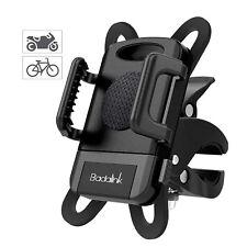 360° Handyhalterung Fahrrad Motorrad Universal Halter Smartphone Samsung GPS