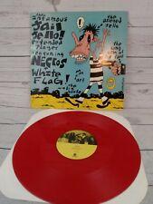 "Necros/White Flag ""Jail Jello"" LP EX OOP Meatmen The Misfits NoFx Tesco Vee Rare"