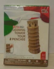 CUBIC FUN LEANING TOWER of PISA 3D PUZZLE, MC053h
