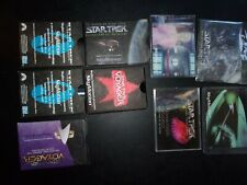 STAR TREK SKYBOX SKYMOTION CARDS 9 TOTAL,1994-97 NICE LOT.LOOK